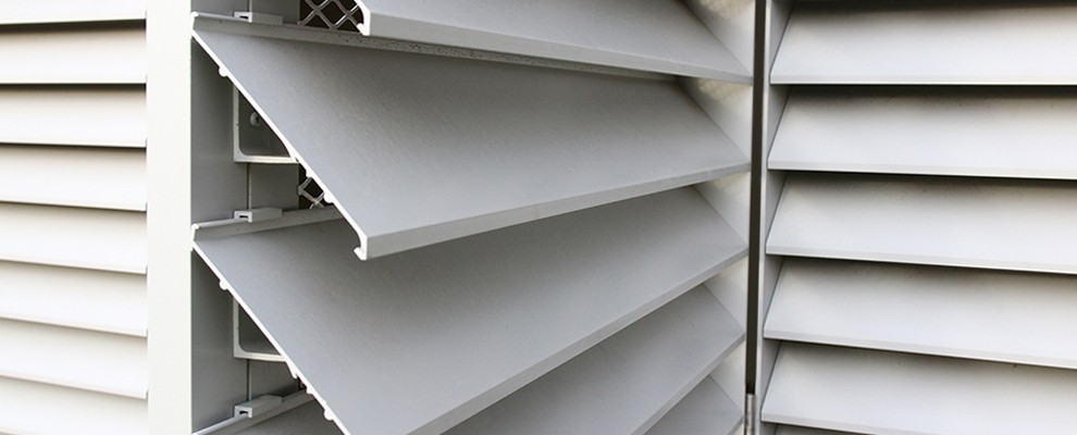 KINGFISHER LOUVRE BAR LENGTH EXTRUSIONS NOW AVAILABLE